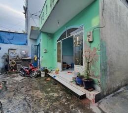 HBG thông Nguyễn Phúc Chu Tân Bình 60m2 6.7 x 8.5 x 2 tầng BTCT 4.4 tỷ 70 triệu/m2